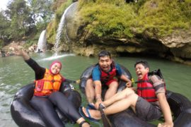 Body Rafting Kali Oya