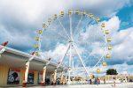 Sindu Kusuma Edupark: Melihat Miniatur Jogja dari Atas Ferris Wheel