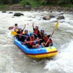 Rafting Sungai Elo: Lupakan Sejenak Shopping dan Nongkrong, Pacu Adrenalinmu