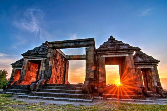 "4D3N ""The Ratu Boko Heritage"""