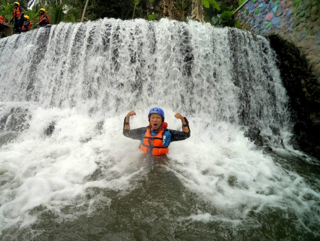 Little Ubud River Tubing