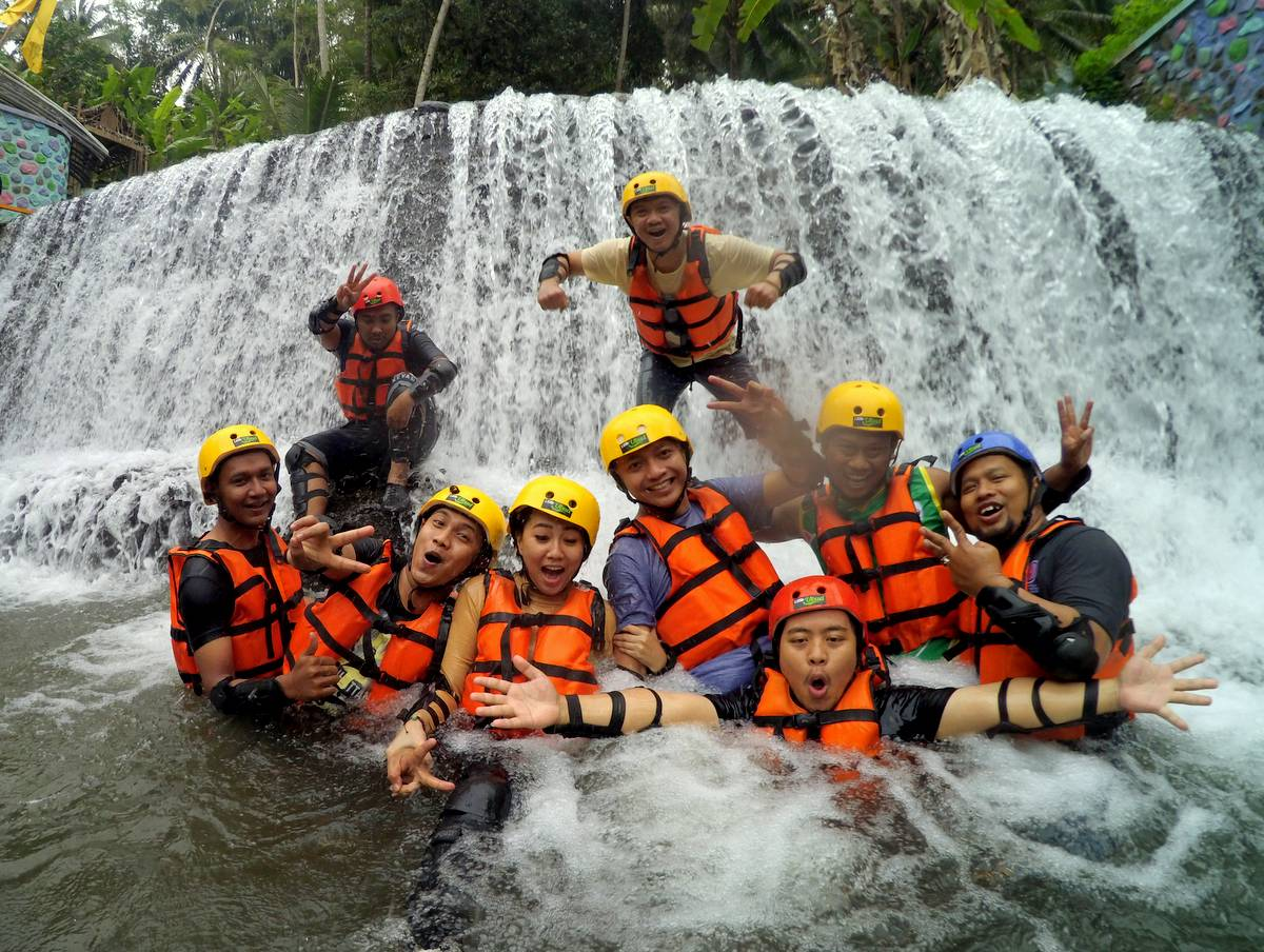 "3D2N Tour ""Little Ubud + Lava Tour Merapi"""