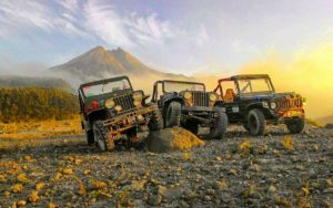 Merapi Lava Tour: Petualangan Seru Ala Rambo di Kaki Gunung Merapi