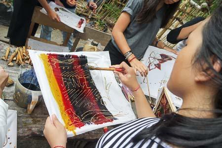 Gathering Trip SMP Al Ikhlas Jakarta, 18-21 Mei 2016