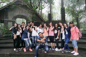 Gathering Grup SMP Dian Kasih Jakarta, 7-9 Jun 2016