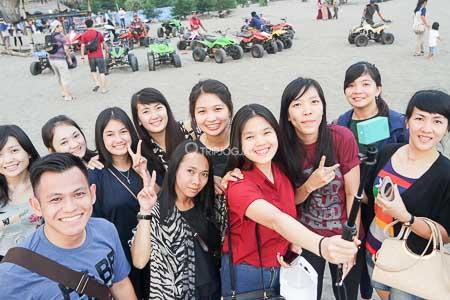 Gathering Grup BPR Perintis Pontianak, 5-8 Mei 2016