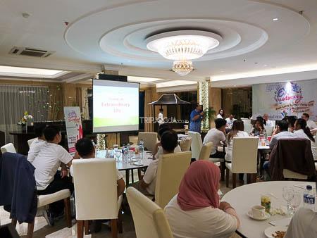 MICE Event Bank Permata Jakarta, 23-25 Okt 2015