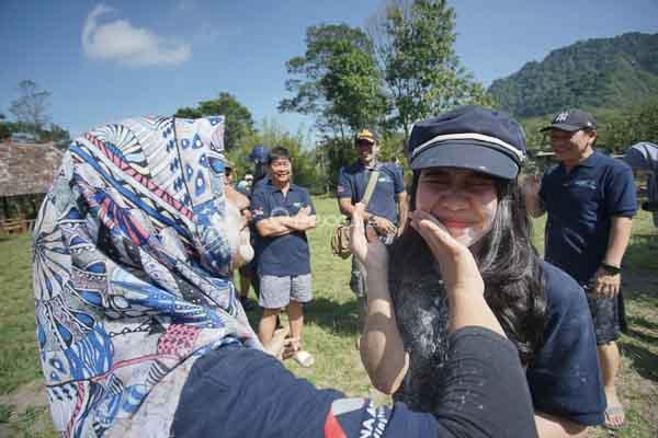 Outbound  PT. Wahana Makmur Sejati,13-15 Juli 2018