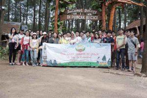 Gathering SMA Sinar Dharma Jakarta, 9-11 April 2019
