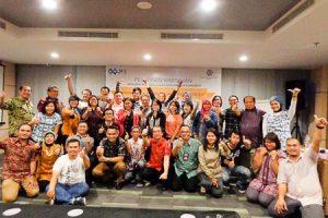 MICE Event Pelatihan Wartawan Komoditi Berjangka (PT. JFX & PT. KBI) Jakarta, 12-14 Agust 2016