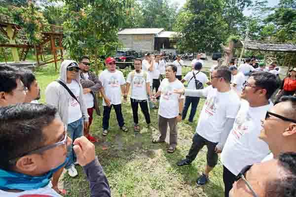 Outbound Amazing Race Telkom Palembang, 22 Maret 2018