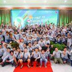 Gathering Bina Fajar Estetika Bandung, 30-31 Maret 2018