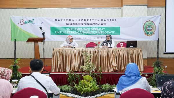MICE Event Bappeda Bantul, 23-24 Feb 2018