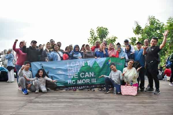 Gathering Pertamina HC MOR III, 18-21 April 2019