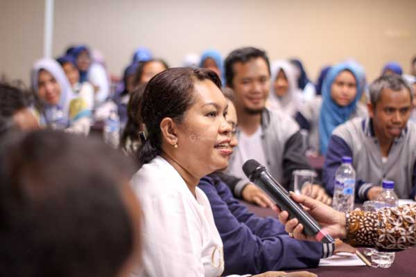 Outbound Puskesmas Sukmajaya Depok, 10-13 Des 2018