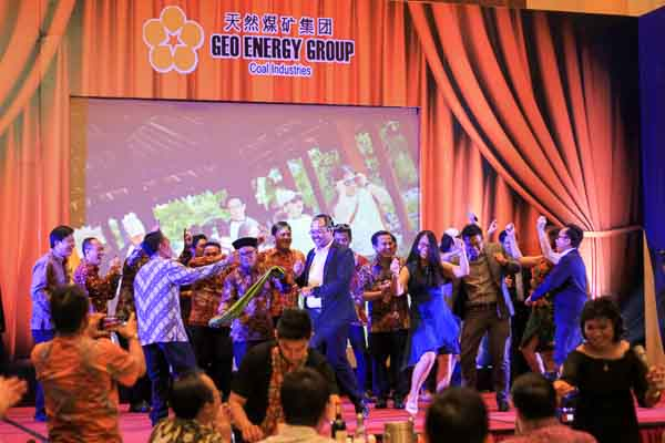 Outbound Grup PT. Geo Energy Group Jakarta, 23-25 Feb 2017