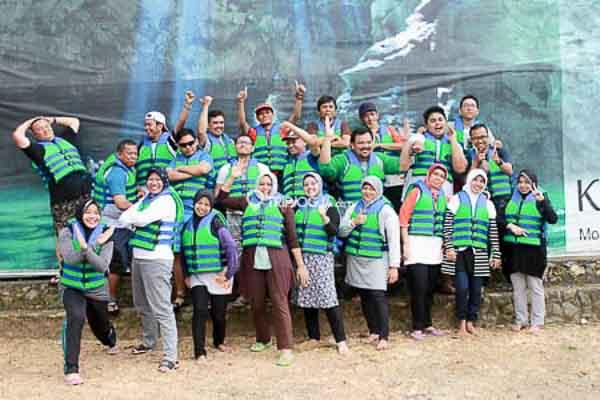 Gathering Grup Telkom University Bandung, 2 Des 2016