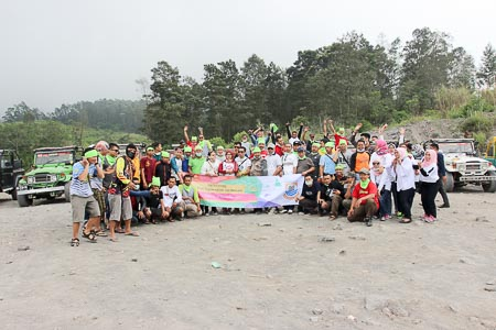 Gathering Pemkot Cimahi, 23-24 Sept 2017