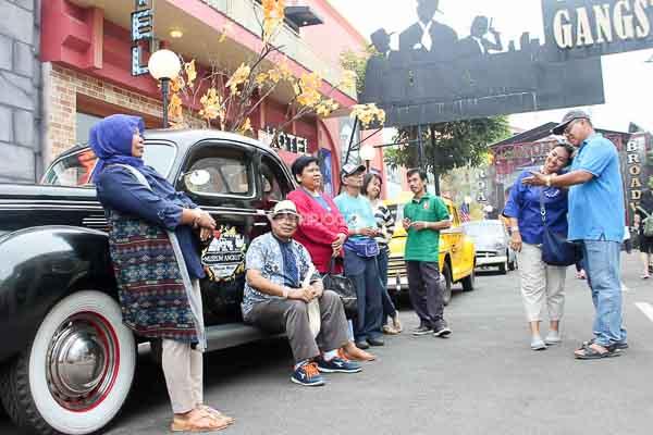 Gathering Grup Gereja SanMaRe Jakarta, Malang 25-27 Okt 2017