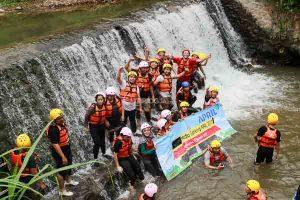 Gathering PT Riau Andalan Pulp & Papper, 14 Des 2017