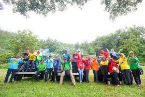 Gathering Grup BPJS Regional 3 Palembang, 3-4 Des 2017