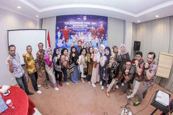 Gathering PT. AXA Financial Indonesia, 15-16 Feb 2019
