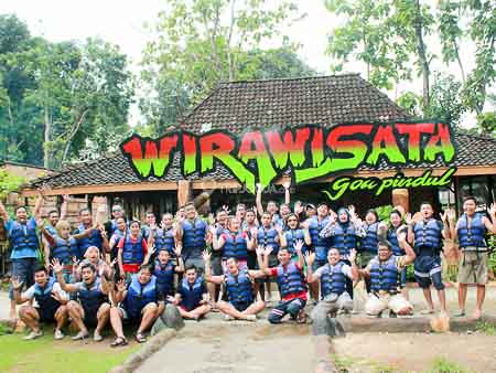 Gathering Grup Allianz Bandung, 6-7 Feb 2016