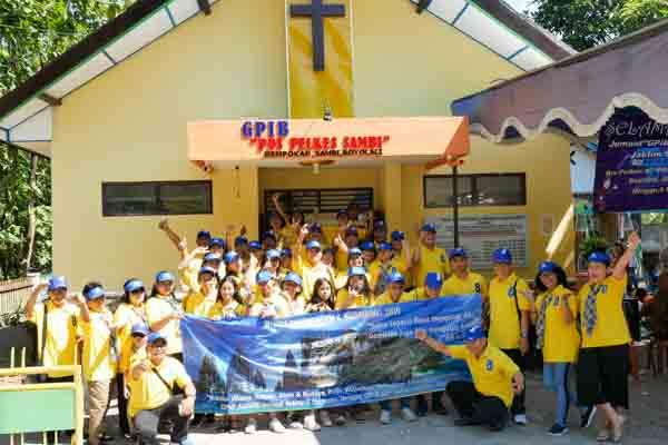 Gathering Gereja GPIB AGAPE Sektor 8 Cibubur, 3-7 Mei 2019