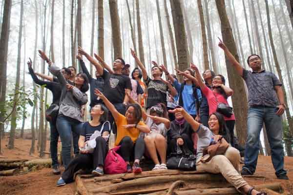 Gathering Axa Indonesia, 1-2 September 2018