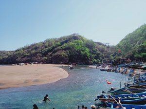 Pantai Baron Gunung Kidul Ini Dia Info Fasilitas Hingga Harga Tiketnya