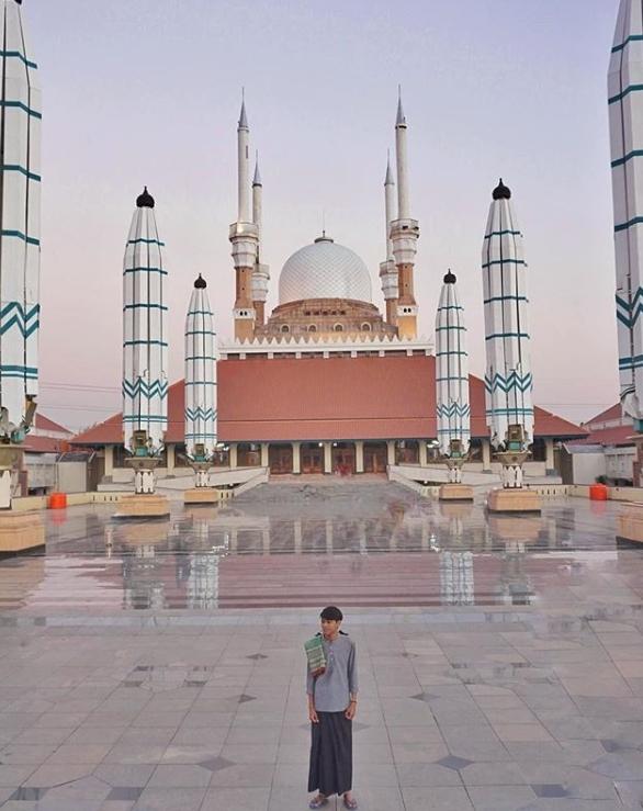 Fasilitas Masjid Agung Jawa Tengah
