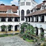 Lawang Sewu Bangunan Yang Old But Gold