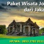 Paket Wisata Jogja dari Jakarta Murah